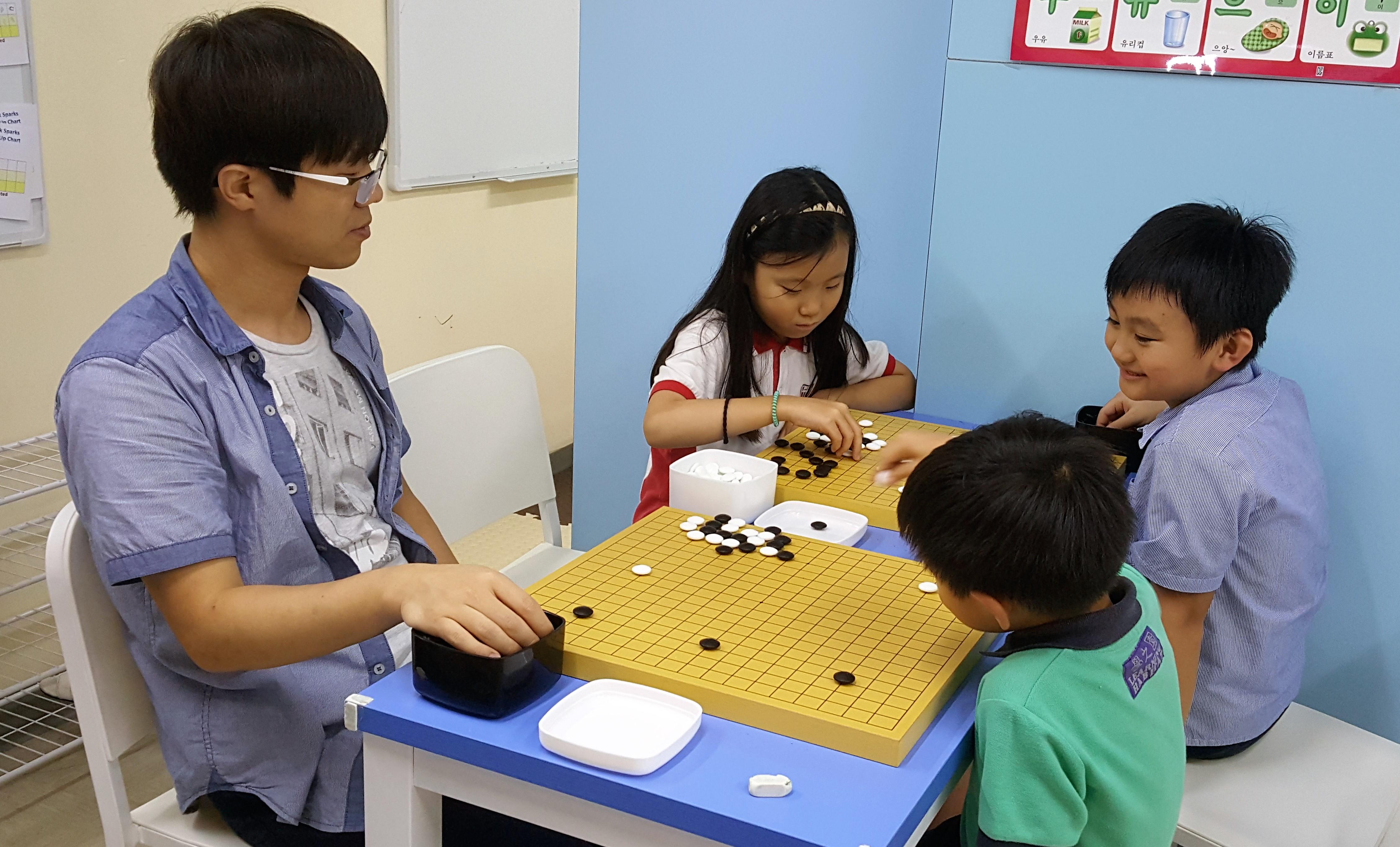 圍棋  圍棋